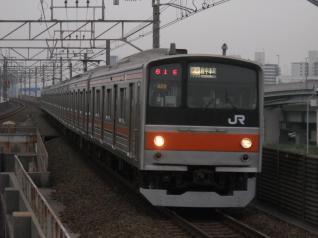 205系ケヨM29編成