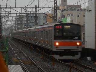 205系ケヨM8編成