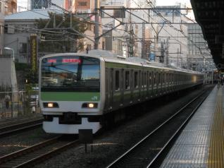 E231系トウ508編成