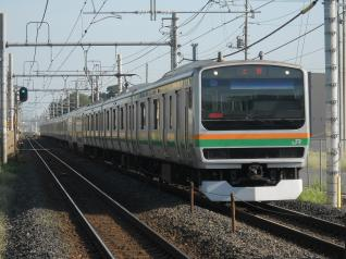 E231系ヤマU-525編成