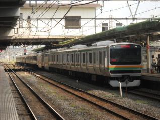E231系ヤマU-530編成