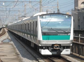 E233系ハエ109編成