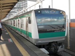 E233系ハエ101編成