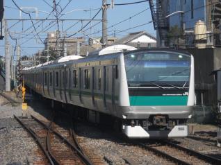 E233系ハエ104編成