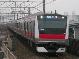 E233系ケヨ505編成