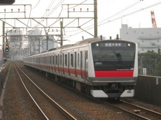 E233系ケヨM509編成