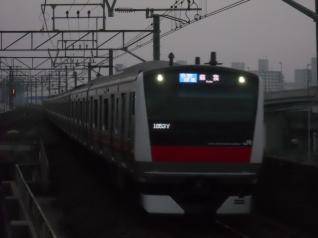 E233系ケヨ516編成