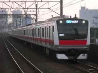 E233系ケヨ517編成