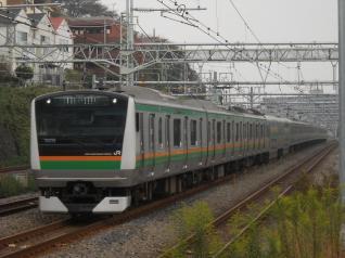 E233系コツE02編成