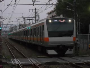 E233系トタ青659編成