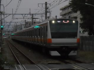 E233系トタ青668編成