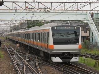 E233系トタH51編成