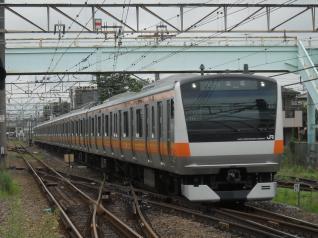 E233系トタT11編成