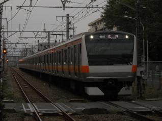 E233系トタT22編成