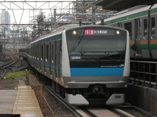 E233系ウラ178編成