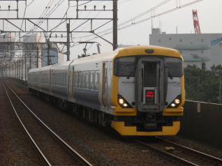 E257系マリNB-09編成