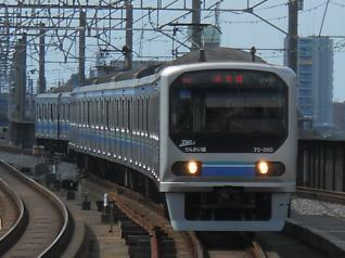 東京臨海70-000形70090編成