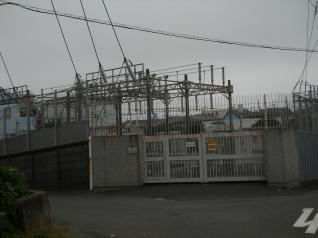 城藤沢変電所