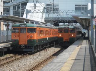 W115系