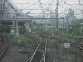 宇都宮駅到着