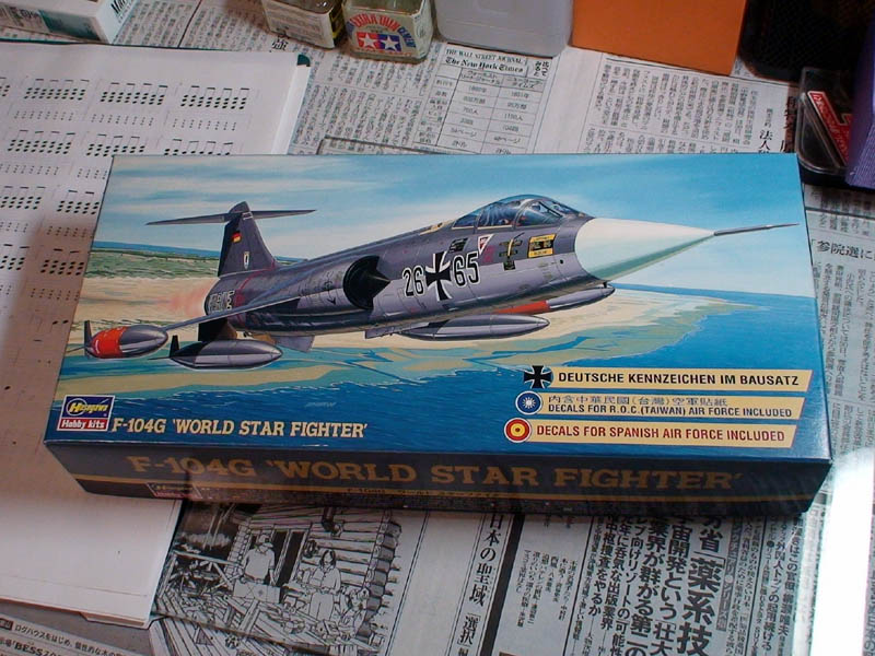 F-104G001