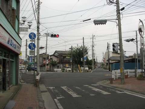旧日光街道・横山町