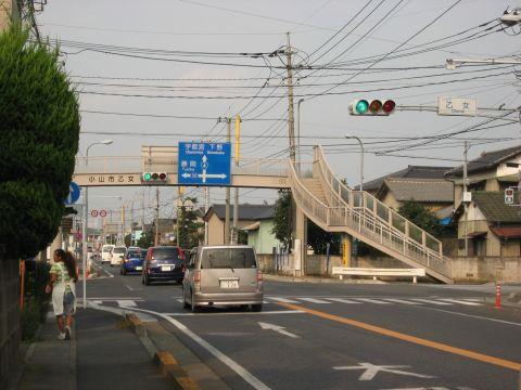 国道4号・乙女交差点