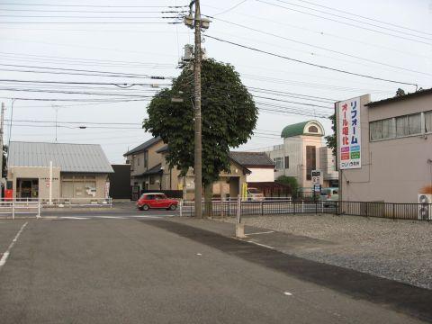 間々田宿本陣跡