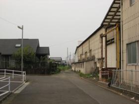 旧日光街道・千駄塚