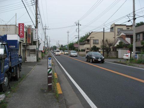 国道4号・粟宮