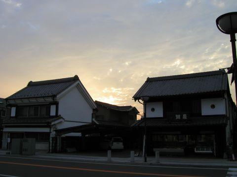 小山宿本陣跡