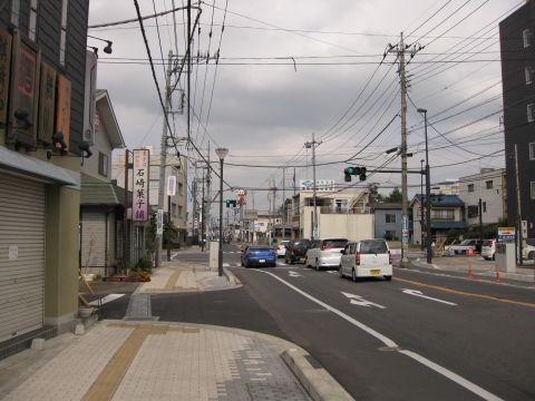 県道265号・小山市本郷町