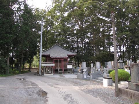 羽川薬師堂