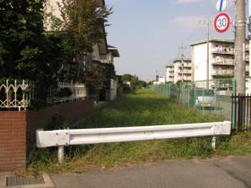 羽川の旧道