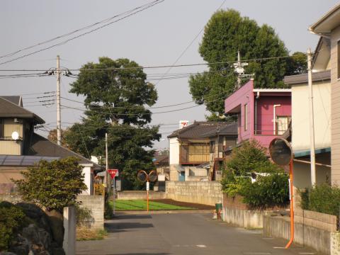 旧日光街道・小金井