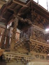 金井神社本殿