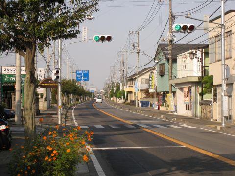 小金井宿下町