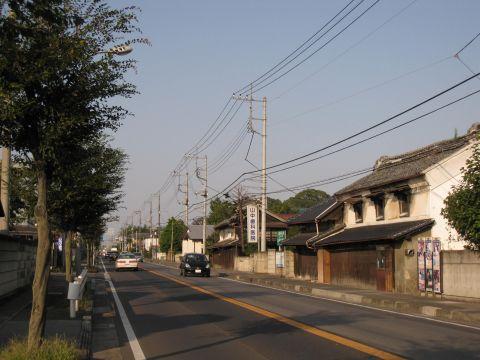小金井宿中町