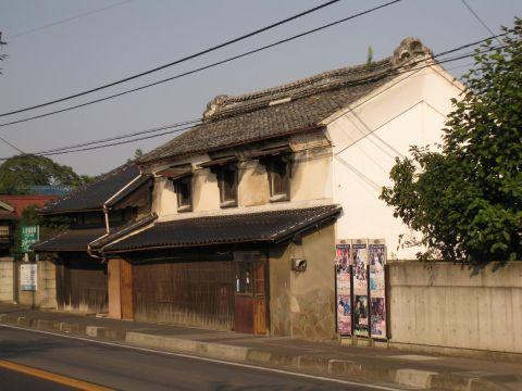 小金井宿旧商家