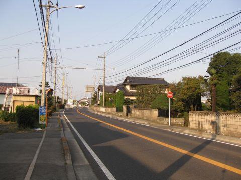 国道4号・小金井
