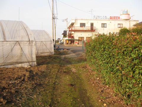 笹原の旧道