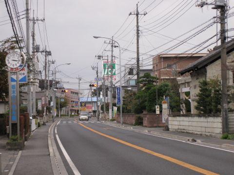 国道4号・台新田