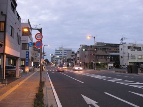 材木町通り・旧挽路町