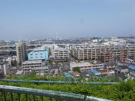 港の見える3