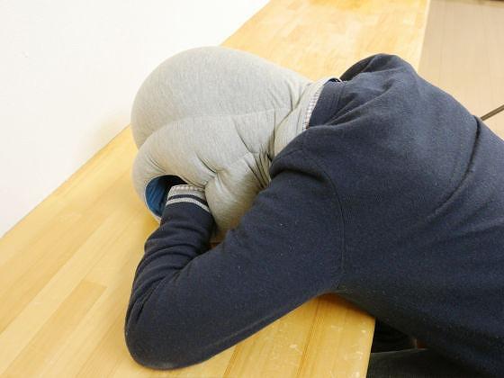 スヤスヤ昼寝枕13