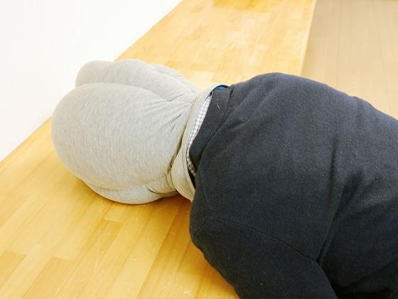 スヤスヤ昼寝枕16