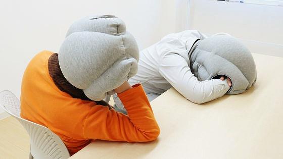 スヤスヤ昼寝枕17