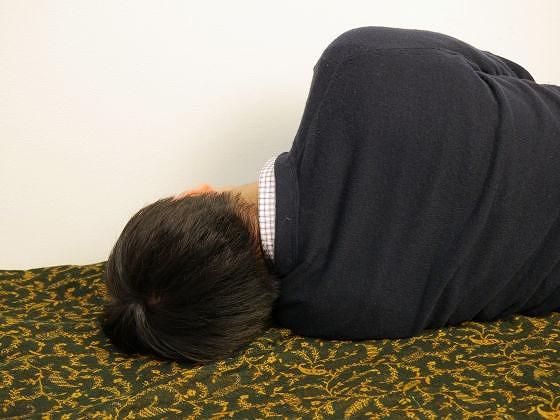 スヤスヤ昼寝枕18