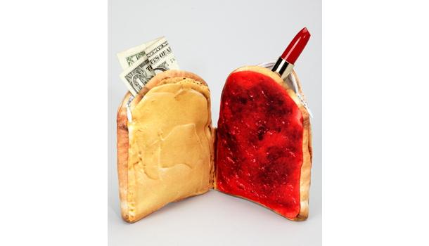 ジャムパン財布