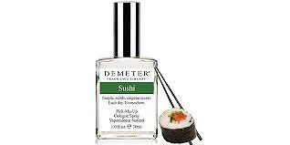 寿司の香り